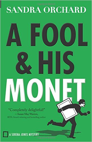 A Fool & His Monet cover