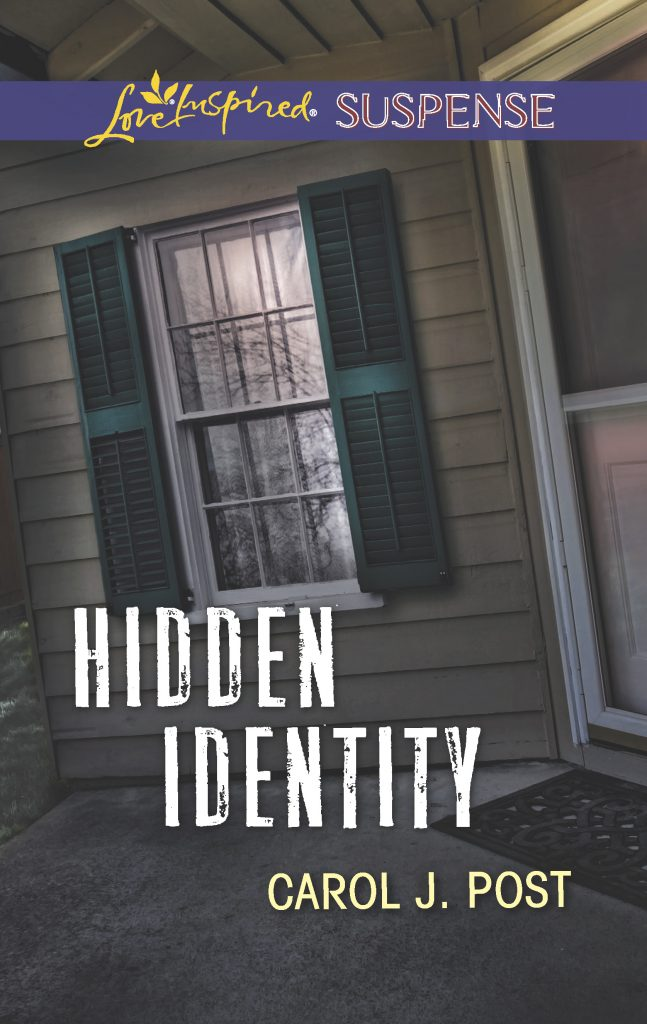 Hidden Identity cover
